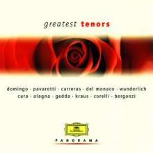 Greatest Tenors, 2 CDs