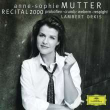 Anne-Sophie Mutter - Recital 2000, CD