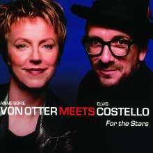 "Anne Sofie von Otter meets Costello - ""For the Stars"", CD"