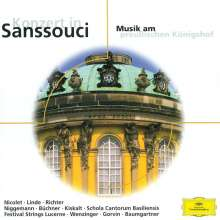 Konzert in Sanssouci, CD