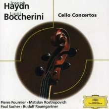 Luigi Boccherini (1743-1805): Cellokonzerte Nr.2 & 9, CD