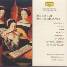 The Best of the Renaissance, CD