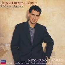 Juan Diego Florez - Rossini Arias, CD