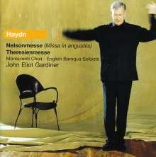 "Joseph Haydn (1732-1809): Messen Nr.11 & 12 (""Nelson-Messe"" & ""Theresien-Messe""), 2 CDs"