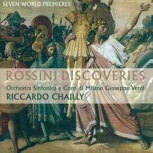 Gioacchino Rossini (1792-1868): Rossini Discoveries - Unbekannte Orchesterwerke, CD