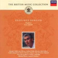 Geoffrey Burgon (1941-2010): Requiem, CD