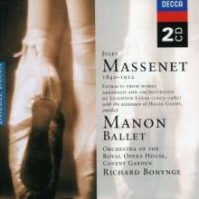 Jules Massenet (1842-1912): Manon (Ballett), 2 CDs