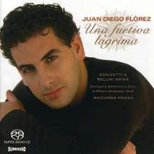 Juan Diego Florez - Una Furtiva Lagrima, Super Audio CD