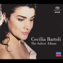 Cecilia Bartoli - Salieri Arias, SACD