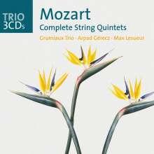 Wolfgang Amadeus Mozart (1756-1791): Streichquintette Nr.1-6, 3 CDs