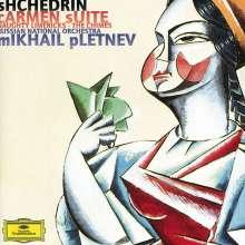 Rodion Schtschedrin (geb. 1932): Carmen-Suite f.Schlagzeug & Streicher, CD
