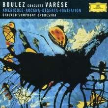 Edgar Varese (1885-1965): Ameriques, CD
