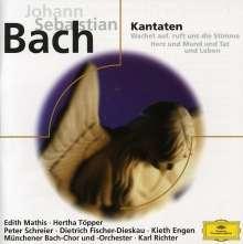 Johann Sebastian Bach (1685-1750): Kantaten BWV 140 & 147, CD