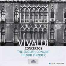 "Antonio Vivaldi (1678-1741): Concerti op.3 Nr.1-12 ""L'estro armonico"", 5 CDs"