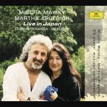 Mischa Maisky & Martha Argerich - Live in Japan, CD