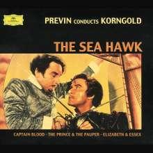 Erich Wolfgang Korngold (1897-1957): Musik aus Filmen, CD