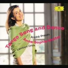 Anne-Sophie Mutter - Tango Song and Dance, CD