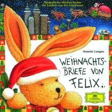 Felix - Weihnachtsbriefe von Felix, CD