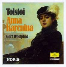 Tolstoi, Leo: Anna Karenina, 16 CDs