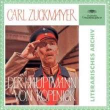 Zuckmayer:Der Hauptmann von Köpenick (Ausz.), CD