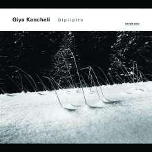 Giya Kancheli (geb. 1935): Diplipito, CD