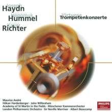 Virtuose Trompetenkonzerte, CD