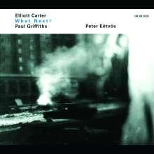 Elliott Carter (1908-2012): Asko Concerto, CD