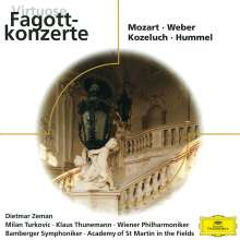 Virtuose Fagottkonzerte, CD