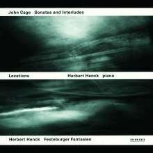 John Cage (1912-1992): Sonaten & Interludien für präpariertes Klavier, 2 CDs