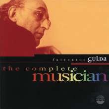 Friedrich Gulda - The Complete Musician, 3 CDs