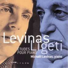Michael Levinas (geb. 1949): Filmmusik: Ligeti-Levinas-Etudes Pour Pia, CD