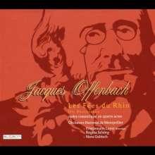 Jacques Offenbach (1819-1880): Les Fees du Rhin, 3 CDs