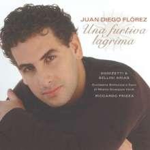 Juan Diego Florez - Una Furtiva Lagrima, CD