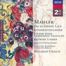 Gustav Mahler (1860-1911): Kindertotenlieder, 2 CDs