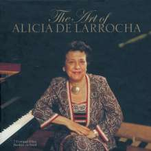 Alicia de Larrocha - The Art of, 7 CDs