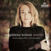 Magdalena Kozena - Lamento, CD