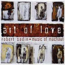 Guillaume de Machaut (1300-1377): Art of Love - Lieder von Guillaume de Machault, CD