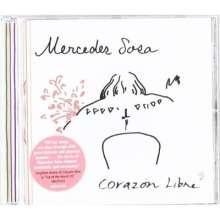 Mercedes Sosa: Corazon Libre, CD