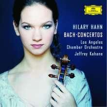 Johann Sebastian Bach (1685-1750): Violinkonzerte BWV 1041-1043,1060, CD