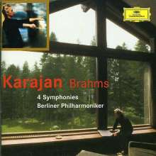 "Karajan ""The Collection"" - Brahms, 2 CDs"