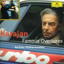 "Karajan ""The Collection"" - Famous Overtures, 2 CDs"