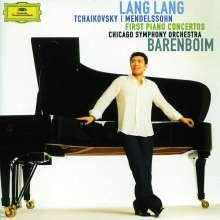 Lang Lang spielt Klavierkonzerte, CD
