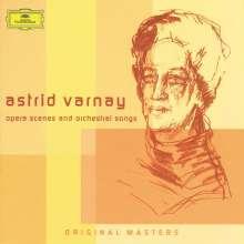 Astrid Varnay - Opera Scenes & Orchestral Songs, 3 CDs