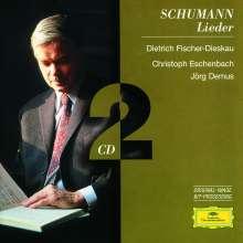 Robert Schumann (1810-1856): Dichterliebe op.48, 2 CDs