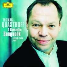 Thomas Quasthoff - Romantische Lieder, CD
