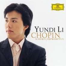 Frederic Chopin (1810-1849): Scherzi Nr.1-4, CD