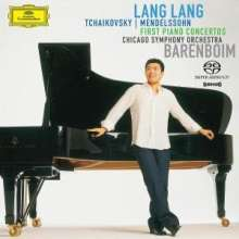 Lang Lang spielt Klavierkonzerte, SACD