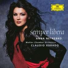 Anna Netrebko - Sempre libera, CD
