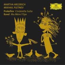 Serge Prokofieff (1891-1953): Cinderella-Suite op.87 für 2 Klaviere, CD