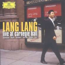Lang Lang - Live at Carnegie Hall (7.November 2003), 2 CDs